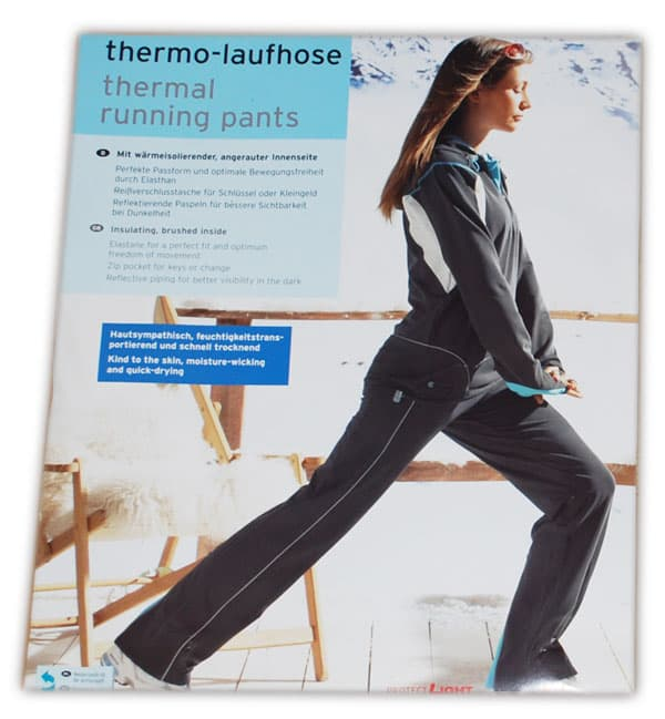 Hardloopbroek winter: thermo laufhose