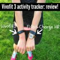 Vivofit 3 activity tracker: review