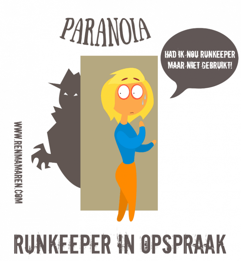 Runkeeper in opspraak