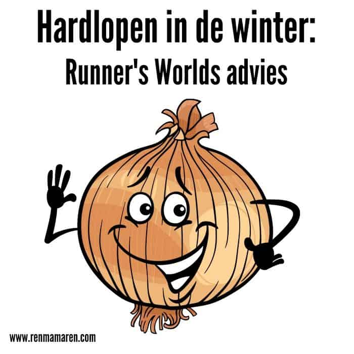 hardlopen in de winter
