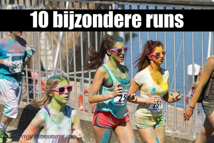 10 Bijzondere runs