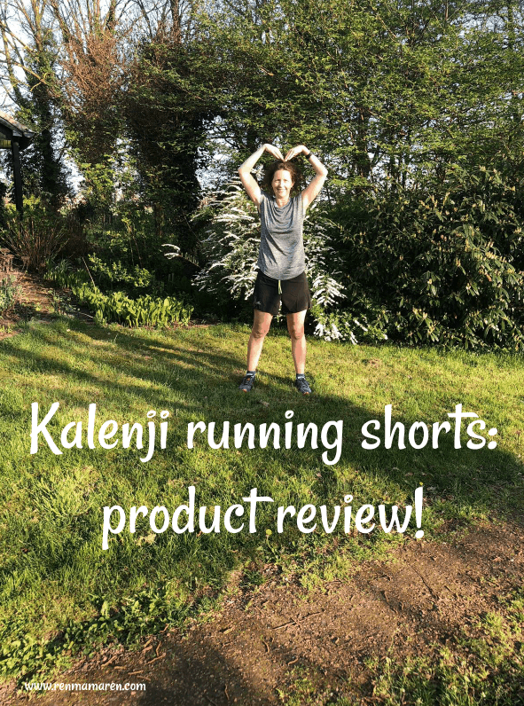 Kalenji running shorts: product review!