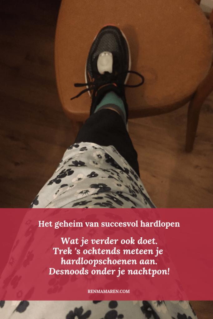 Succesvol hardlopen