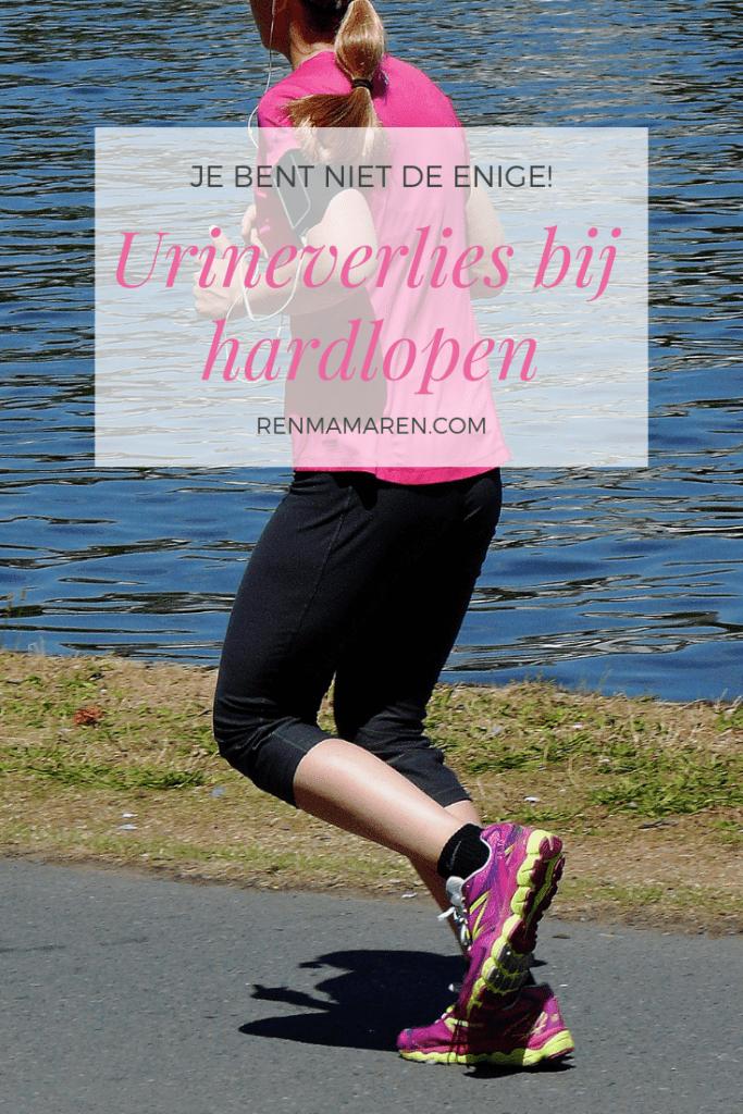 Urineverlies bij hardlopen