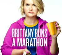 Brittany runs a marathon: film over hardlopen