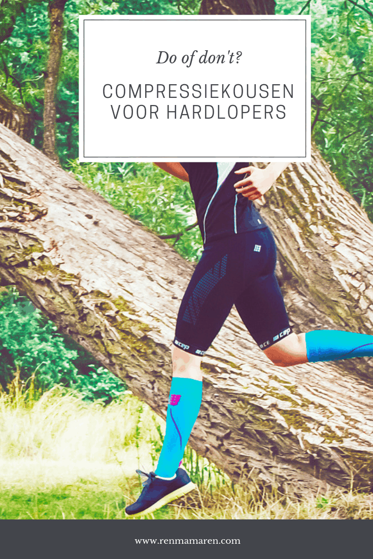 Compressiekousen voor hardlopers: do of don't?