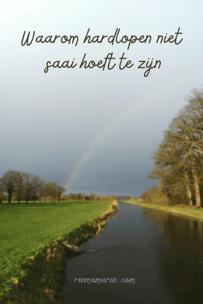 Waarom hardlopen niet saai hoeft te zijn – 2