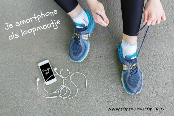 Je smartphone als loopmaatje : )